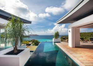 VILLA W for sale in St Barth